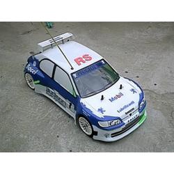 Delta Plastik Carrozzeria Peugeot 306 Maxi (1/10 - 200mm)