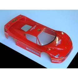 Delta Plastik Ferrari F50 1/10 Touring 200mm Body
