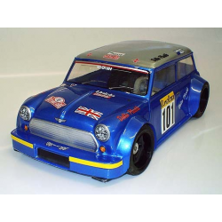 Delta Plastik Mini Cooper 1/10 Touring 200mm Body