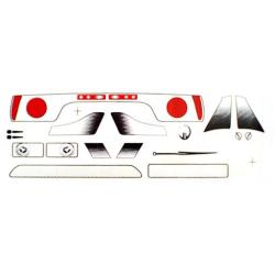 Delta Plastik Adesivi per carrozzeria Chevrolet Corvette (1/8)