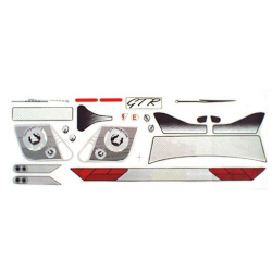 Delta Plastik Adesivi per carrozzeria McLaren (1/8)