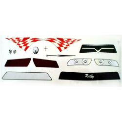 Delta Plastik Adesivi per carrozzeria Citroen Xsara (1/8)