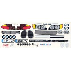 Delta Plastik Adesivi per carrozzeria BMW Z3 (1/10)