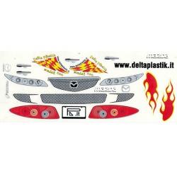 Delta Plastik Adesivi per carrozzeria Mazda 6 (1/10)