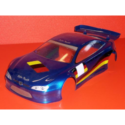 Delta Plastik Peugeot 406 Coupè 1/10 Touring 200mm Body