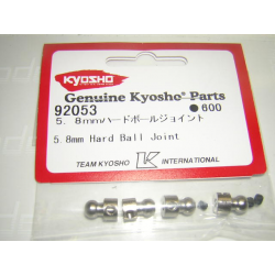 92053 Kyosho 5.8mm Hard Ball Joint