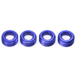 FM338BLKyosho Grano M10 regolazione perno sferico (Blu)
