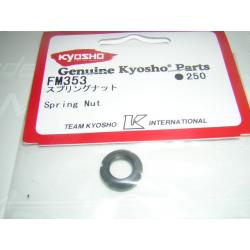 FM353Kyosho Spring Nut