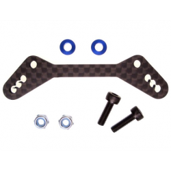VZW052Kyosho Carbon Front Shock Stay