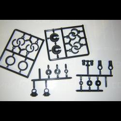 K0501-2 Plastiche ammortizzatori
