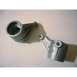 S2392 Barilotti anteriori in alluminio (2pz)