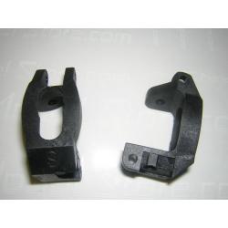 S1093A Supporto barilotti anteriori alluminio (2pz)