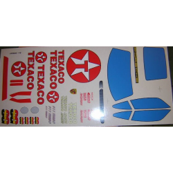 Mantua Model Decals for Porsche 911 Body (1/10)