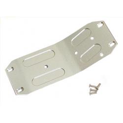 GPM Savage skid plate centrale (viola)