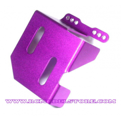 GPM Savage protezione serbatoio in ergal (purple)