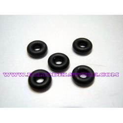 11007 Novarossi O-Ring spillo minimo carburatore (5pz.)