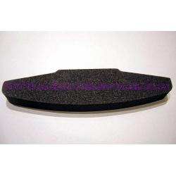 VZ022BK Urethane Bumper Black