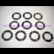 C0257 Guarnizioni differenziale (10pz)
