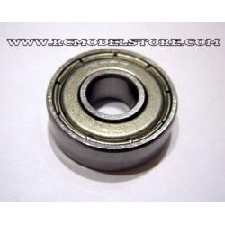 17003 Novarossi Metal Shielded Front Bearing 7x19x6
