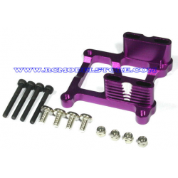 GPM Alloy Engine Mount (Purple) fits Savage 25 & X
