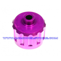 GPM Alloy Diff Housing fits HPI Savage & X (Purple)