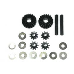 RCS Racing Steel Bevel Gear (6pcs)