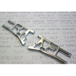 12306B Alloy Front Lower Arm MP777 (Blue)