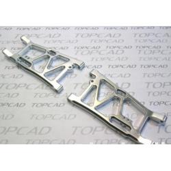 12307B Bracci posteriori in ergal MP777 (Blu)
