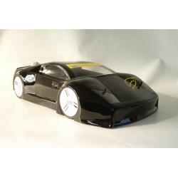 BYSM SM 5 Lamborghini Diablo 1/8 Rally Game Body (Lexan 1,5mm)