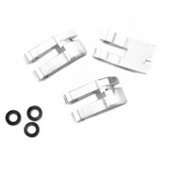 C0754 Ceppi frizione in alluminio