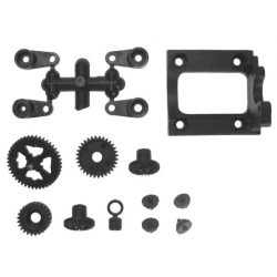 IH11 Center Differential & Servo Horn Set