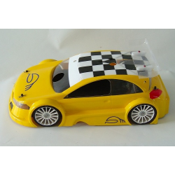 BYSM SM 4 Carrozzeria Renault Megane (1/8 Rally) (Lexan 1,5mm)