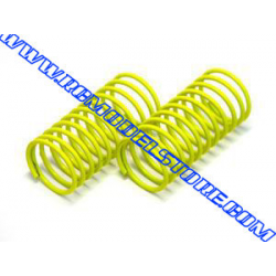 AK-014 Atomic Front Oil Shock Spring Yellow (Hard)
