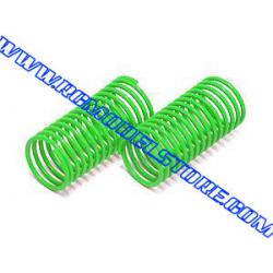 AK-015 Atomic Molle ammortizzatori anteriori verdi (medie)
