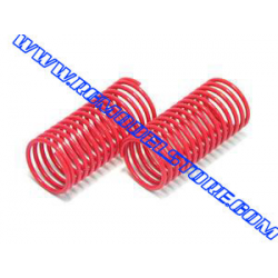 AK-016 Atomic Front Oil Shock Spring Red (Soft)