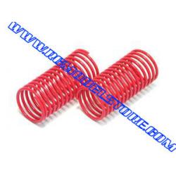 AK-016 Atomic Molle ammortizzatori anteriori rosse (morbide)