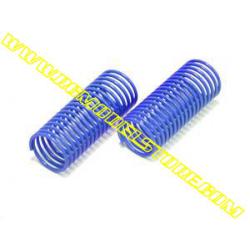 AK-017 Atomic Molle ammortizzatori posteriori blu (dure)