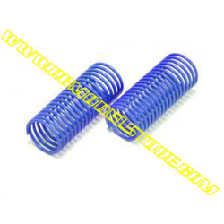 AK-017 Atomic Rear Oil Shock Spring Blue (Hard)