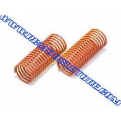 AK-018 Atomic Rear Oil Shock Spring Orange (Medium)