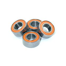 150612O Bearings 6x12x4mm (4pcs) Orange