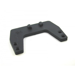 111124 Alpha Front Chassis Bracket (For G4)