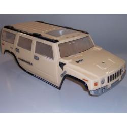 Delta Plastik Hummer Monster Truck Body