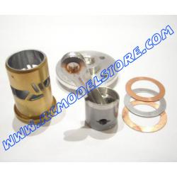 08551 Novarossi Set Piston/Sleeve/Conrod/Underhead 35 Plus 21