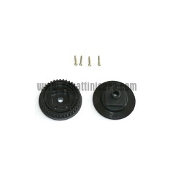 PD0802 Diff. Pulley Case TS4