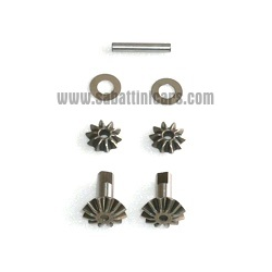 PD0803 Differential Gear - TS4