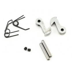 H0275 Mugen Kit sgancio rapido ruote (Anteriore)