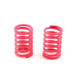 H0531 Rear Damper Spring Pink 2,0mm