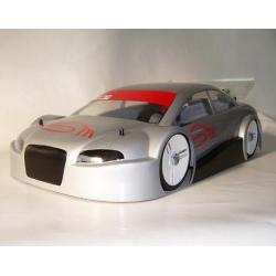 BYSM SM 9 Audi TT 1/8 Rally Game Body (Lexan 1,5mm)
