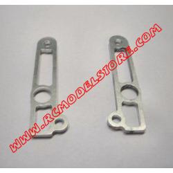 B-Mod Spessori 3mm in ergal per spalline anteriori