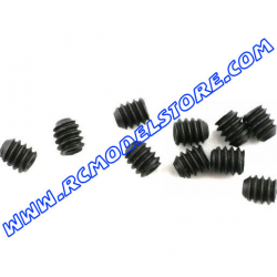 Set Screw 4x10mm. 10 pcs
